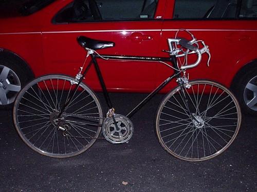 1982 Schwinn Continental