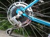Shimano RD and deluxe chrome pie plate.