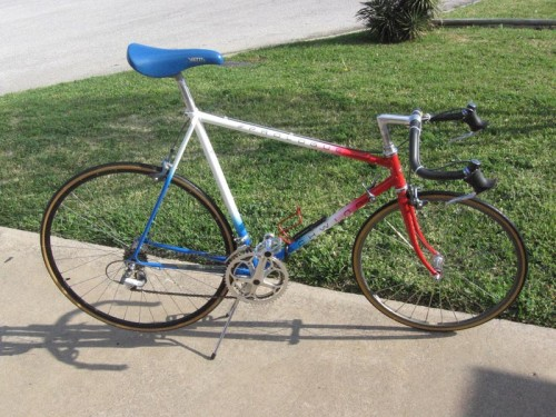 1987 Schwinn Prologue TT