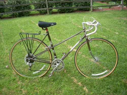 1984 Raleigh Mixte