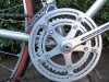Pantographed Raleigh Crank