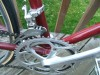 SunTour Superbe FD and Shimano 600 Crank
