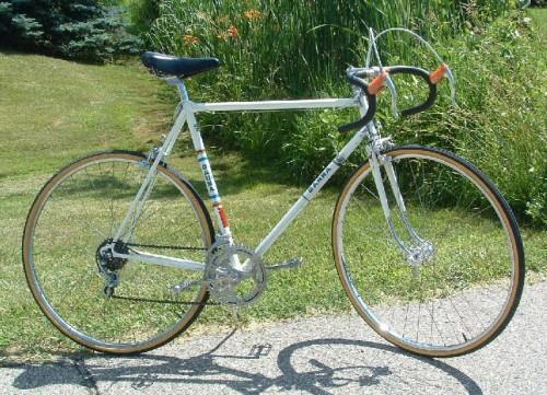Italian Ganna 10-Speed