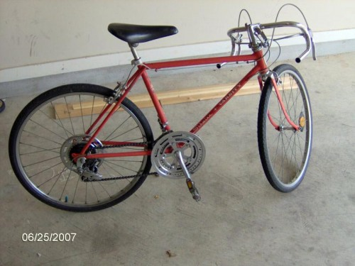 1974 Schwinn Varsity