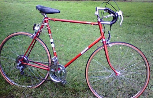 Rampar (Raleigh) 10-Speed