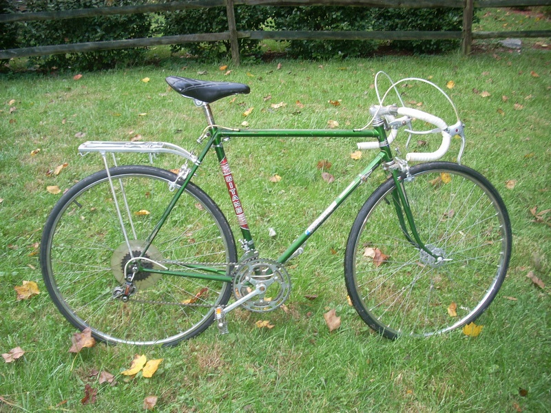 Art F S Deux Gitane Bicyclettes De Dix Vitesse Old Ten Speed Gallery