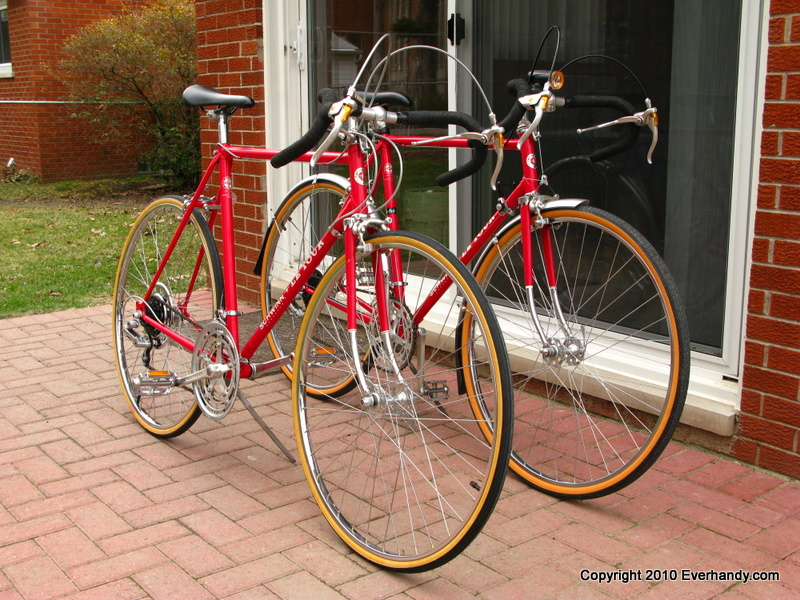 James B's Twin 1974 Schwinn Le Tour | Old Ten Speed Gallery