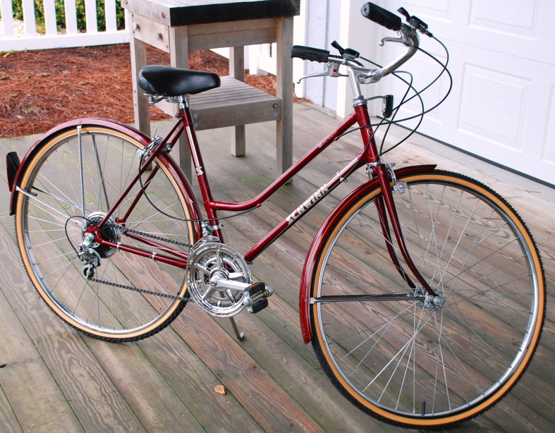 Matt M S 1983ish Schwinn World Tourist Old Ten Speed Gallery