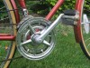 Front Freewheel System