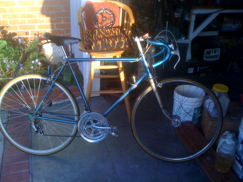 John O's Old Schwinn Continental | Old Ten Speed Gallery