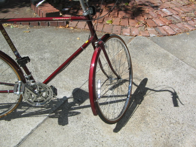 Tad B S 1986 Schwinn World Tourist Old Ten Speed Gallery