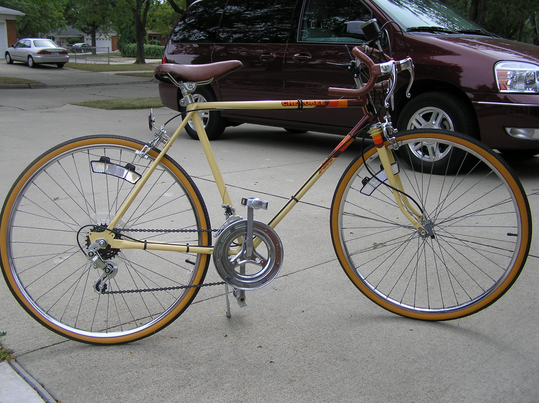 Late 70 S Amf Roadmaster Cherokee Old Ten Speed Gallery