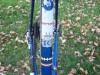 Batavus Seat tube.