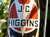 J.C. Higgins Headbadge
