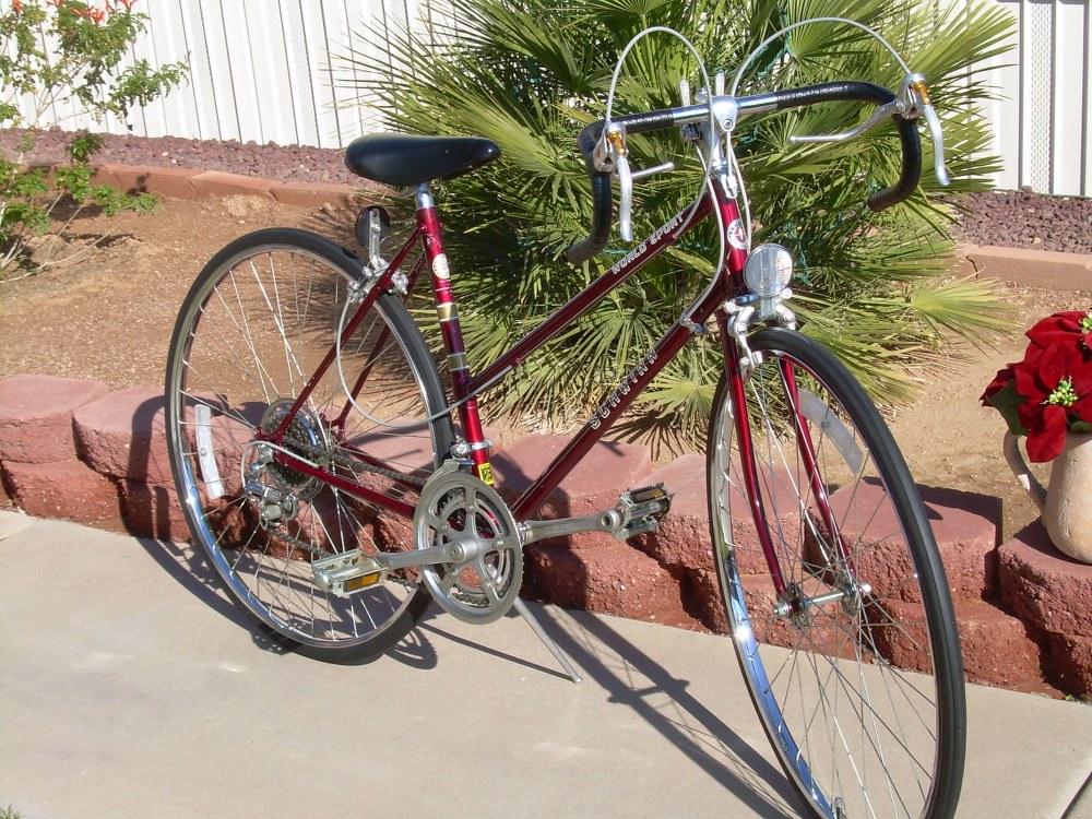 Schwinn World Sport Bicycle Bicycle Bike Review