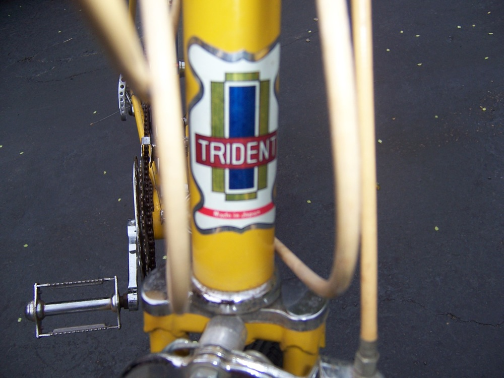 Herman's Trident Ten Speed | Old Ten Speed Gallery