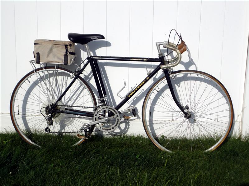 Phil H's Mid-1980s Bike Nashbar Sport Rx | Old Ten Speed ...