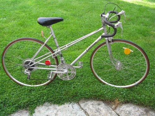 1976 Centurion Super LeMans Mixte
