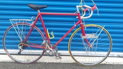 Charles Roberts Touring Bike