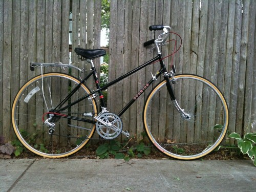 1987 Schwinn Super Le Tour Mixte