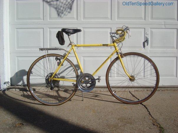 1973 Schwinn Continental