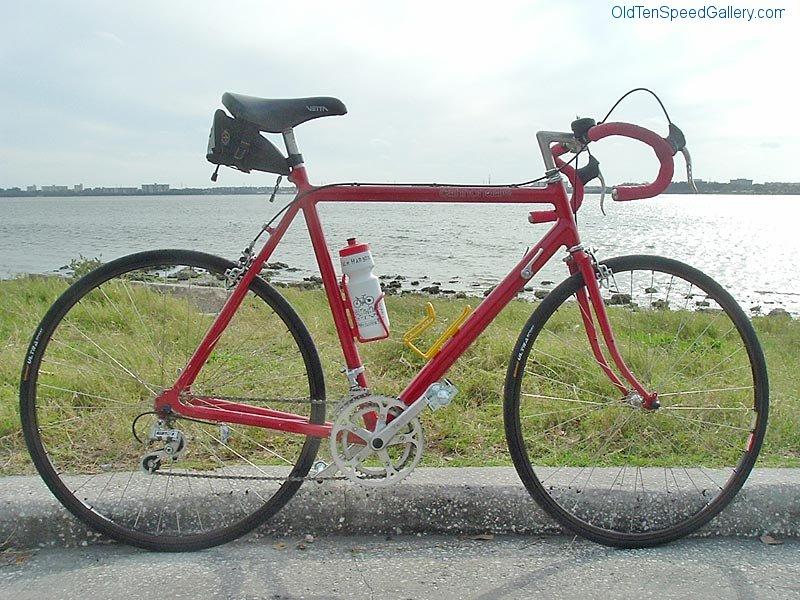 1986 Cannondale ST400