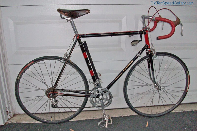 1971 Motobecane Grand Record