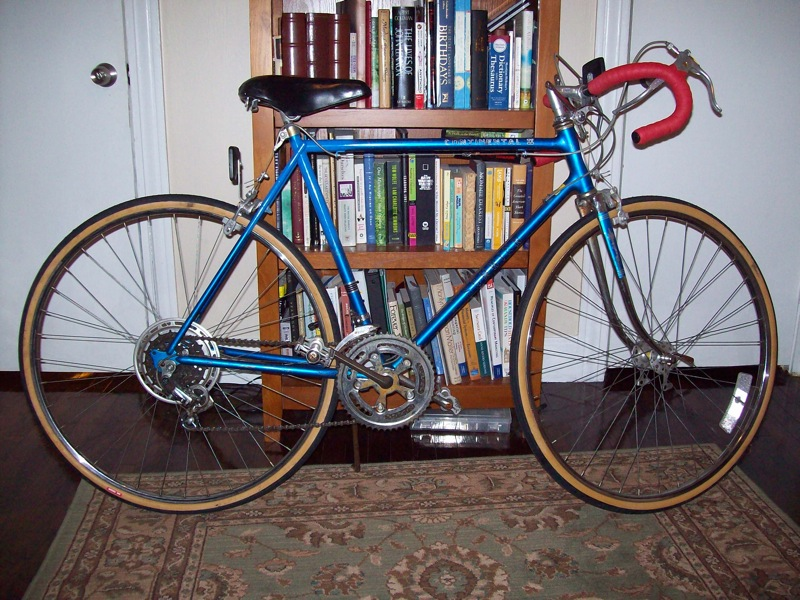 Patrick's 1978 Schwinn Continental II | Old Ten Speed Gallery