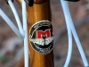 Motobecane Headbadge