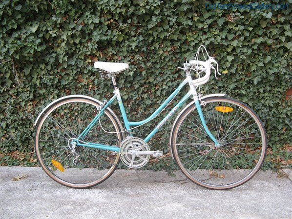 Annalise's Repco Continental 10-Speed