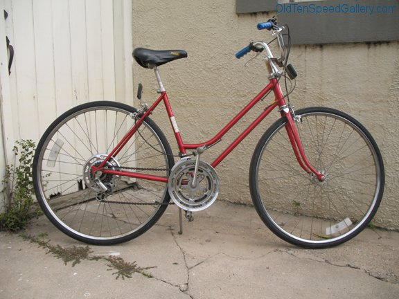 Bike 10 Speed Schwinn Varsity Kiki s Womens Schwinn Varsity