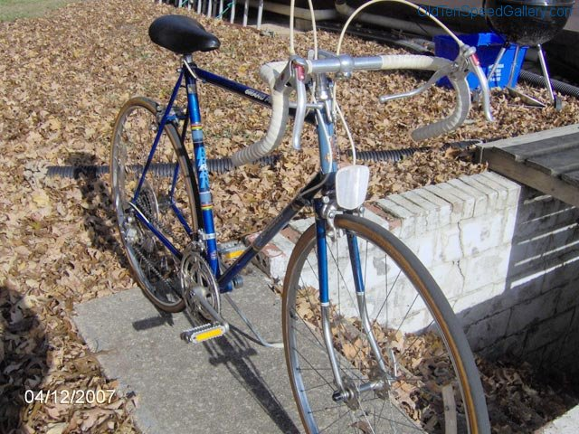 Tom's 1978 Raleigh Grand Prix